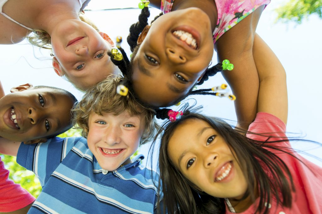 Diverse Kids image for Friends And Family Test