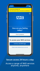 E-Consult Also Works With The NHS App
